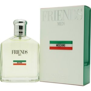 Moschino Friends Eau De Toilette Men Spray 75ml