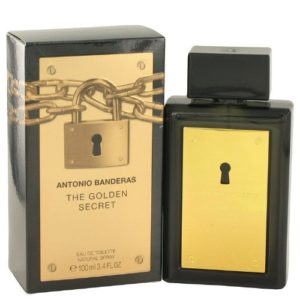 Antonio Banderas Golden Secret Eau De Toilette Spray