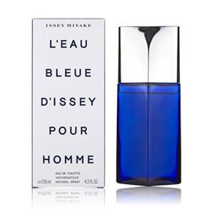Issey Miyake L Eau Bleue Eau De Toilette Men Spray