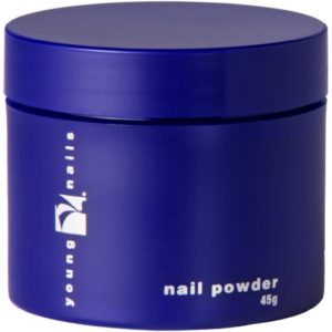 Young Nails Clear False Nail Powder 45 Gram