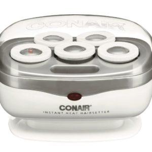 Conair Instant Heat Volume Rollers White