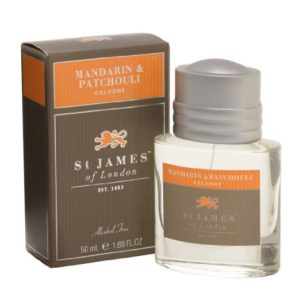 Saint James London Mandarin Plus Patchouli Cologne