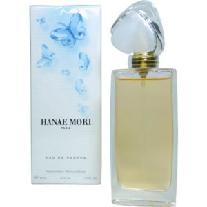 Hanae Mori Blue Butterfly Eau De Parfum Spray For Ladies