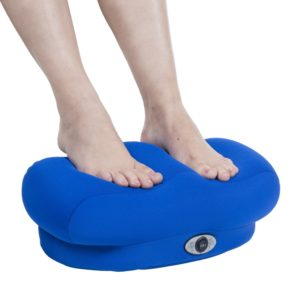 Remedy Vibrating Micro Bead Soft Foot Massager