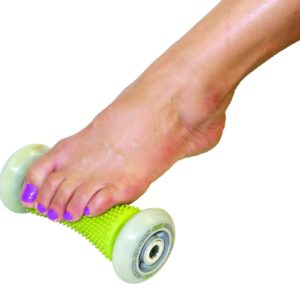 GoFit Foot Plus Hand Recovery Massage Roller