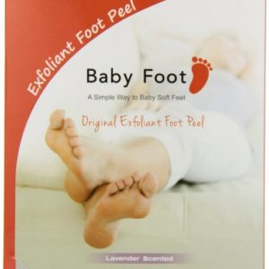 Baby Foot Lavender Scented Exfoliating Foot Peel
