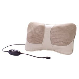 Prospera Kneading Massage Light Coffee Cushion