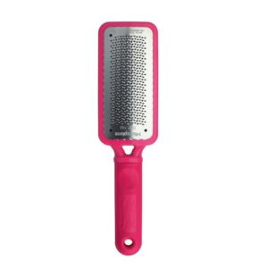 Microplane Pink Lightweight Colossal Pedicure Rasp