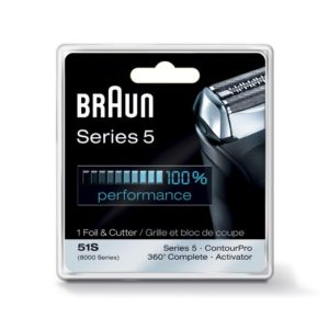 Braun Series 5 51S Official NFL Electric Shaver