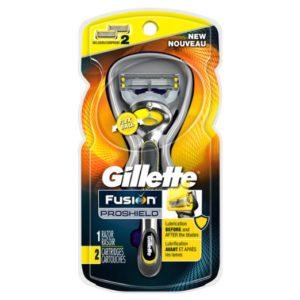 Gillette Fusion Proshield Razor Plus Razor Blade Refills