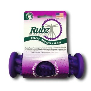 Due North Foot Rubz Easy Usage Foot Massage Roller
