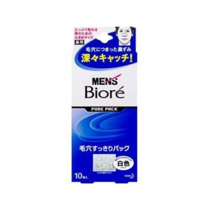 Biore Kao Men Deep Cleaning Pore Strips Pack White