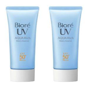 Biore 2-Pack Sarasara UV Aqua Rich Watery Essence