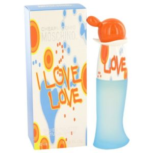Moschino Love Love Eau De Toilette Ladies Spray