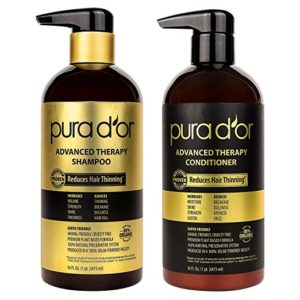 PURA dOR Advanced Therapy System Shampoo Plus Conditioner