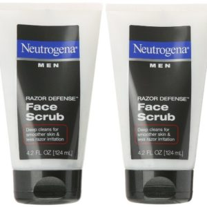 Neutrogena Men Razor Defense Face Scrub
