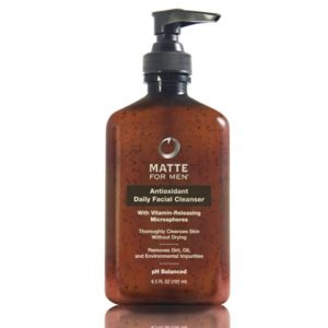 Matte Antioxidant Daily Facial Cleanser