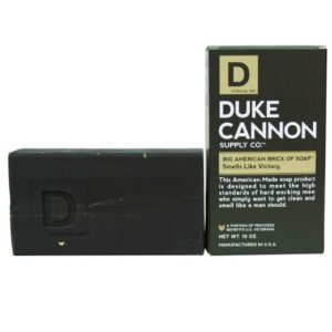 Duke Cannon Men Body Soap Smells Like Victory