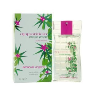 Emanuel Ungaro Apparition Exotic Green Eau De Toilette