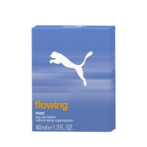 Puma Flowing Eau De Toilette Men Spray