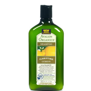 Avalon Organics Clarifying Lemon Shampoo 325 ml