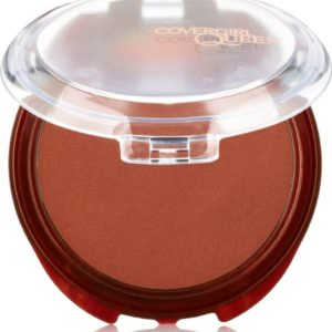 CoverGirl Queen Collection Natural Hue Mineral Bronzer Ebony Bronze 120, 0.39 Ounce