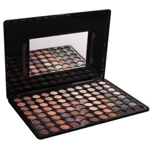 Bebeautiful Eyeshadow 88 Versatile Shades Palette Warm