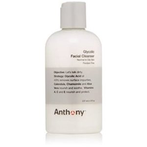 Anthony Glycolic Facial Cleanser 8 Fluid Ounce