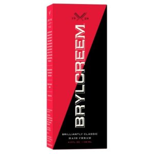 Brylcreem Brilliantly Classic Alcohol-free Hair Cream For Men
