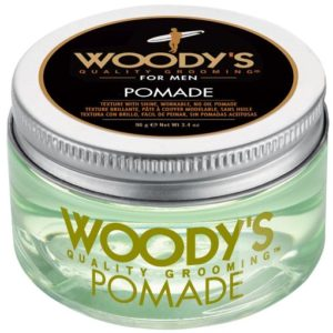 Woodys Quality Grooming Men No Oil Pomade