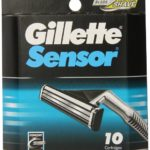 Gillette Sensor Pivoting Action Cartridges 10 Count
