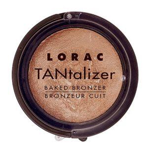 Lorac Travel Size Tantalizer Baked Bronzer Original
