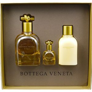 Bottega Veneta Ladies Limited Edition 3 Items Knot Set