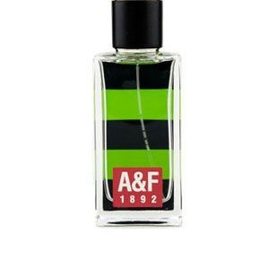 Abercrombie Fitch AF 1892 Green Cologne Spray