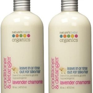 Natures Baby Organics Conditioner Plus Detangler