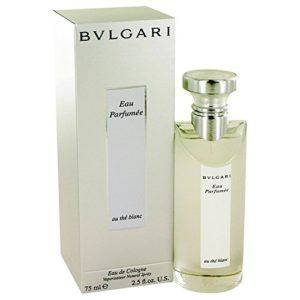 Bvlgari Eau Parfumee Perfume White Tea Au Blanc Cologne