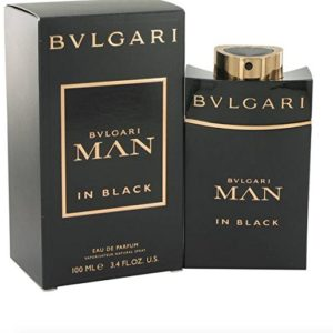 Bvlgari Man Black Eau De Parfum Gentlemen Spray 100 ml