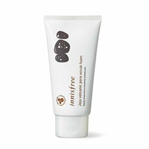 Innisfree Jeju Volcanic Pore Scrub Foam 150 ml