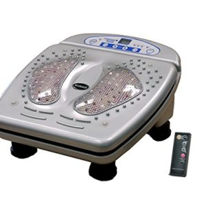 iComfort IC0907 Infrared Vibration Silver Foot Massager