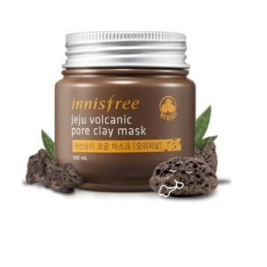 Innisfree Jeju Volcanic Pore Clay Mask IFP04 Moriginal