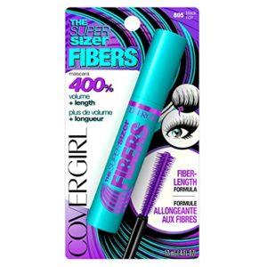 Covergirl Super Sizer Fibers Mascara Black 805 12 ml