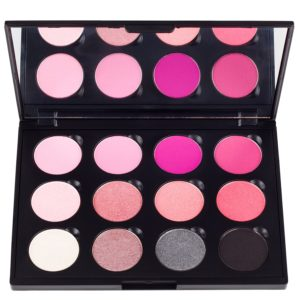 Coastal Scents Think Pink Interchangeable Eye Shadow Palette