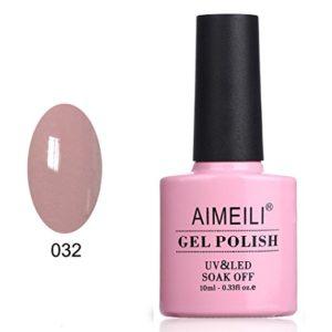 AIMEILI Number 32 EurSoChic Mirror Shine Finish Nail Polish