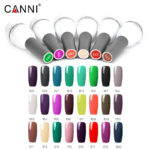 CANNI Lacquer Color Nail Gel Polish 15 ml