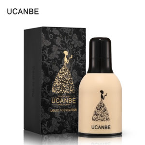UCANBE Brand Milk Bottle Face Base Liquid Foundation