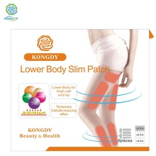 KONGDY Lower Body Fat Burning Leg Slimming Patches