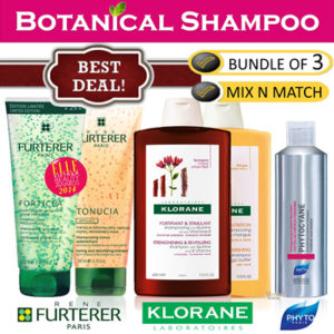 Best Deal Mix N Match Botanical Shampoo Bundle