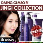 DAENG GI MEO RI Jingi Korean Hair Care Collection