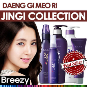 DAENG GI MEO RI Jingi Korean Hair Care Collection