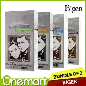 BIGEN Speedy Hair Color Conditioner Various Colors